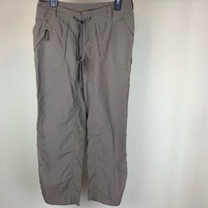 The North Face women's hiking pants, size 6